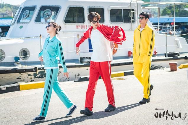Jung Il woo in Sweet Munchies Episode 5. JTBC Stills. 2