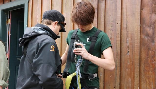2011 7 OMT Day 3 Whistler Ziptrek Eco Tour 1