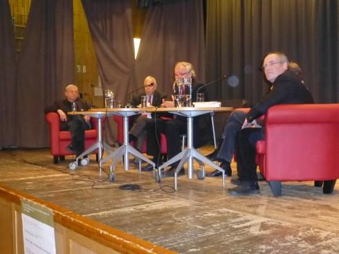 Wiener Vorlesung zur Aktualität des Denkens von Robert Jungk (Foto: JBZ/Holzinger)