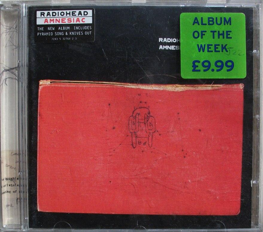 Music  Radiohead Discography Junglebiscuitcom