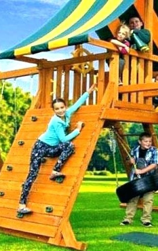 Step 2 Swing Set Craigslist : swing, craigslist, Reasons, Children, Outside, Jungle, Canada