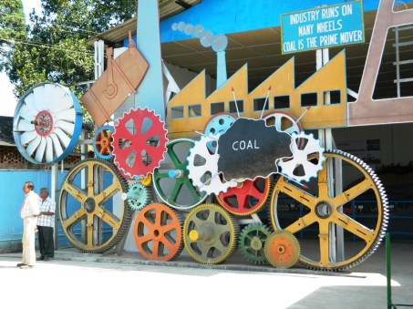 Coal Museum Margherita, Assam Tourism, Margherita Tourism Assam, Dibrugarh Tourism Assam, Tea Tourism Assam, Golf Tourism Assam, Steam Locomotives Tipong Colliery