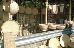 Bamboo Handicrafts of Assam, Assam Bamboo Products, Bamboo Handicrafts buy online, Strength of Bamboo, Handicrafts of North East India