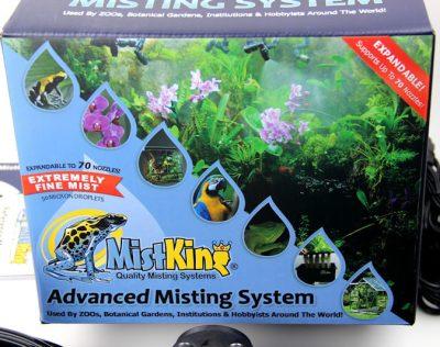 MistKing Advance Misting System 4.0