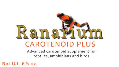 Ranarium Carotenoid Plus available in Canada