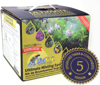 New MistKing Ultimate Misting System V5