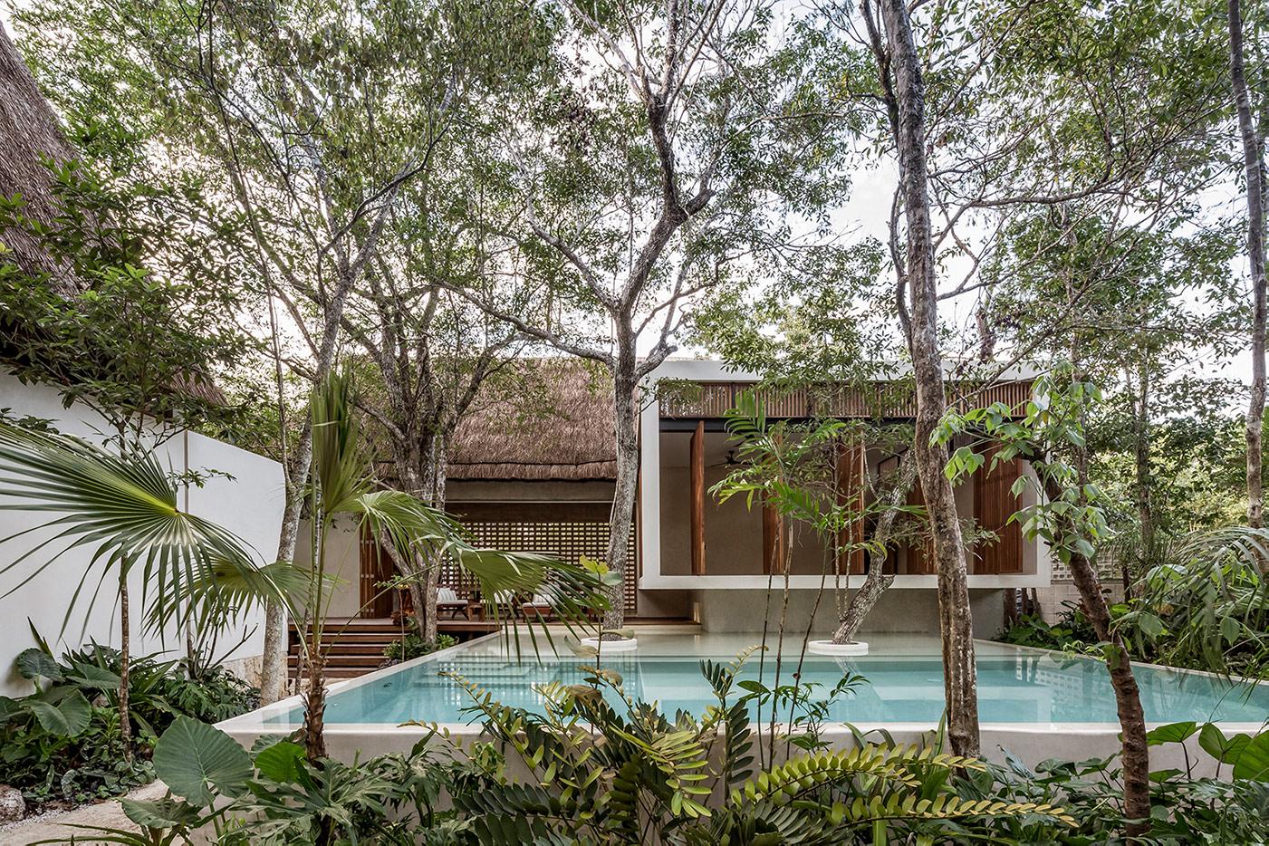 Boutique Jungle Hotel And Retreats Jungle Keva Tulum