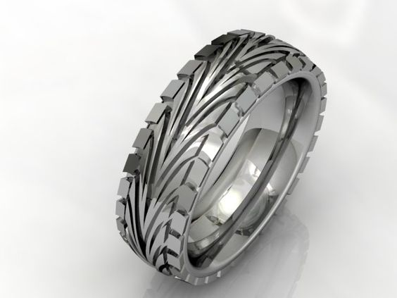 Inspiration: Wedding Rings for Men