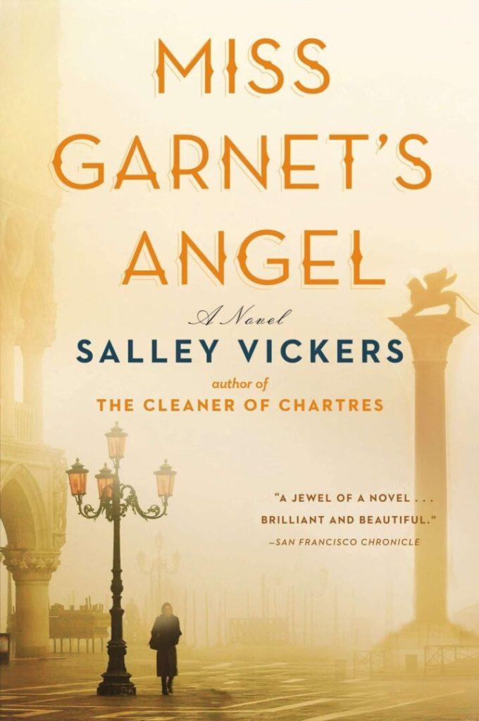 Miss Garnet's Angel cover