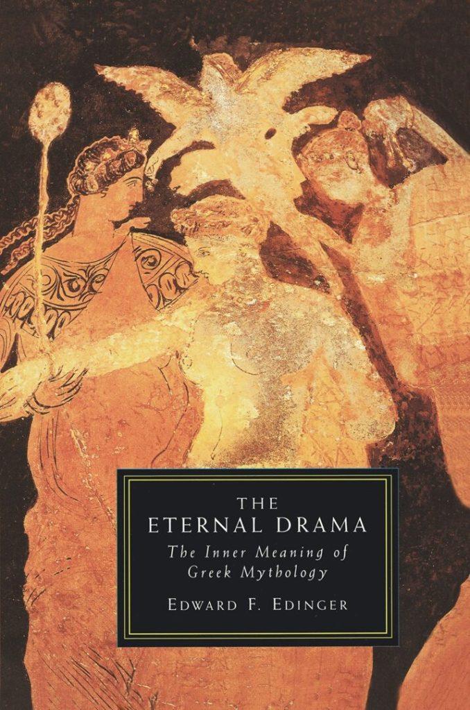 Eternal Drama Edward Edinger book cover