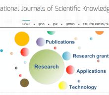 Call for papers – International Journal of Scientific Knowledge (IJSK)