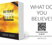 New Book – Beyond Literal Belief & Religion as Metaphor by David Tacey