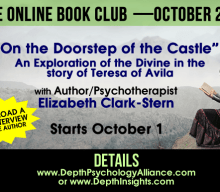 Free Online Depth Psychology Book Club Starts October 1