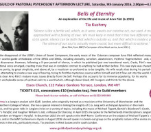 The Guild of Pastoral Psychology Presents…