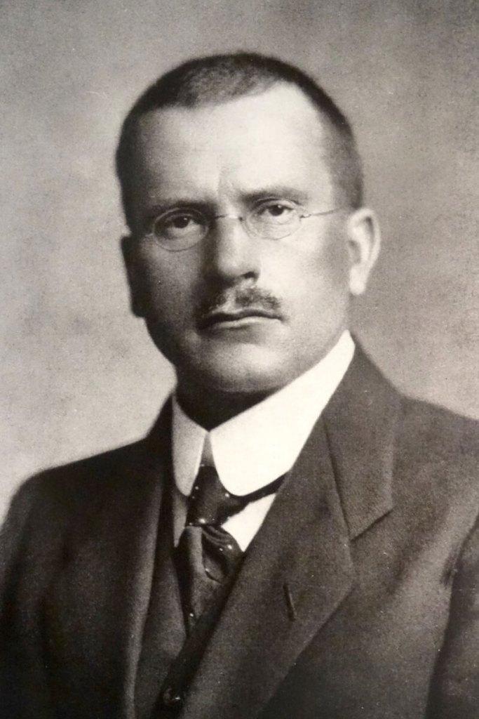 C. G. Jung, Archetypes, Collective Unconscious, Objective Psyche, Autonomous Psyche,