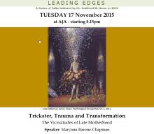Maryann Barone-Chapman @ AJA, London, 19 November !!!!!!!!!!!!!