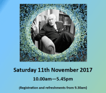 """""""Who is My Jung?"""" : London conference : Saturday 11thNovember 2017"""