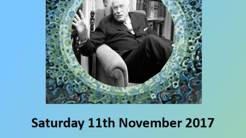 """Who is My Jung?"" : London conference : Saturday 11th November 2017"