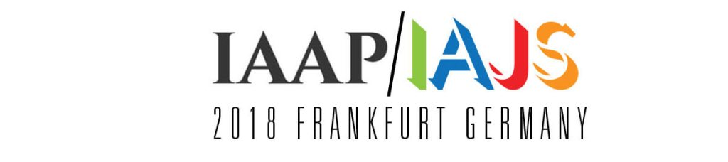 IAAP/IAJS 2018 Conference Frankfurt Germany