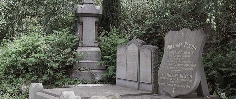 Abney Park Egalitarian William and Catherine Booth