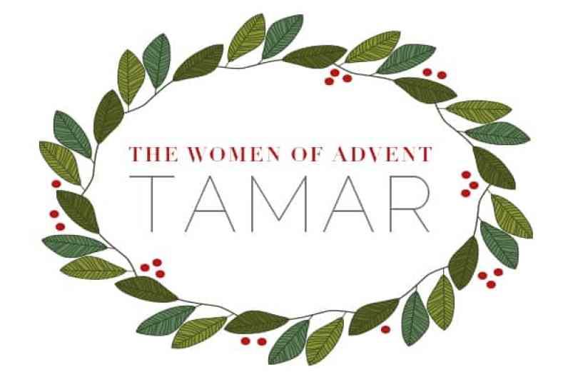 Women-of-Advent_Tamar copyright http://www.goldbugdesign.com/