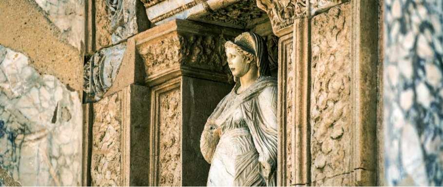 Ephesus Library iStock