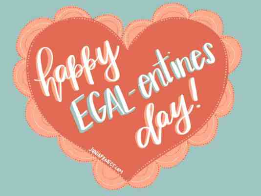 egalentines day