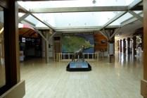 Im Visitor Center