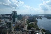 Aussichten vom Peace Tower - Blick nach Westen