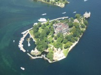 Boldt Castle auf Heart Island