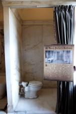 Sir Henry Pellatts Badezimmer