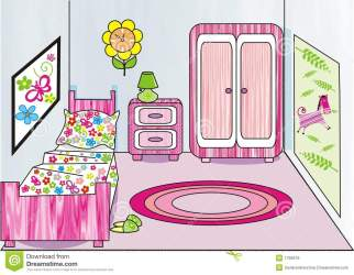 Clean your room clipart