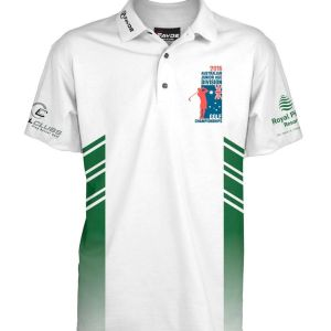 Junior Shirt by Fayde. Australian Junior Age Division Golf Championships 2019