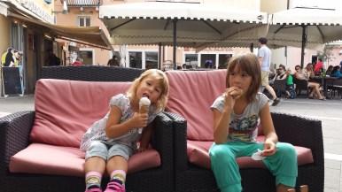 Sladoled. OBVEZNO!