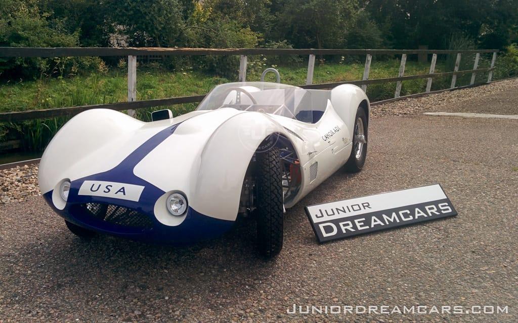 Maserati Bird Cage 1961