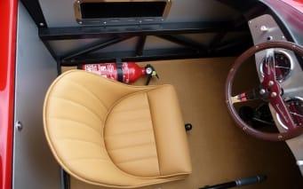 Ferrari 330P2 La Chapelle
