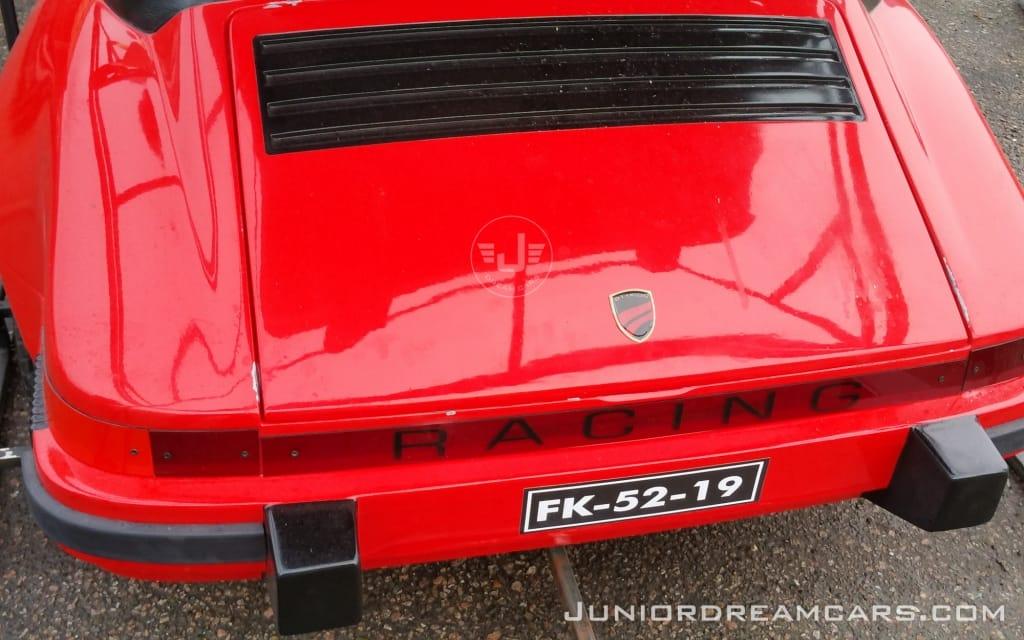 Porsche 911 Racing Red
