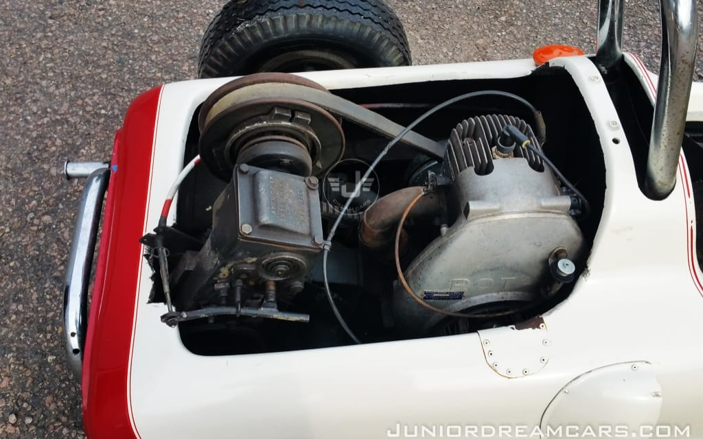 Originele Formule Junior 1962