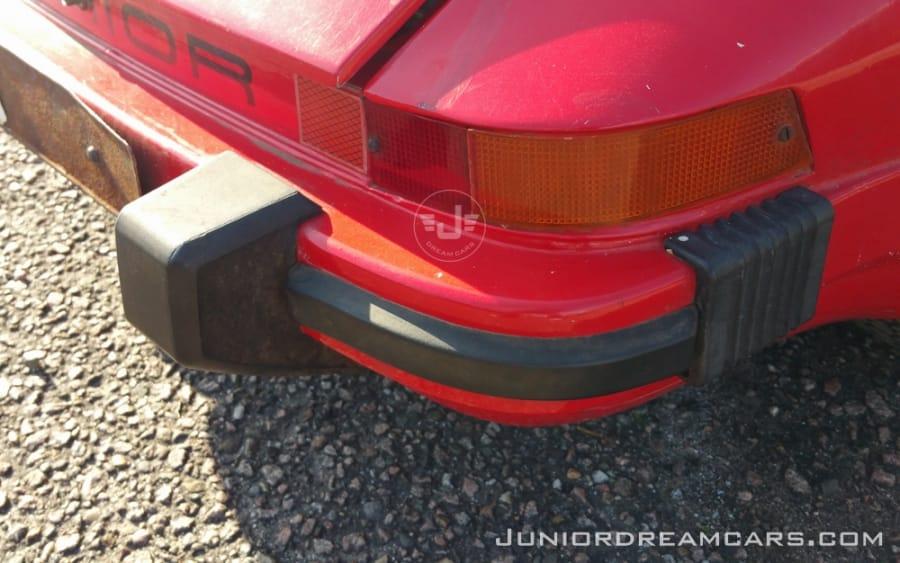 911 JR Restoration