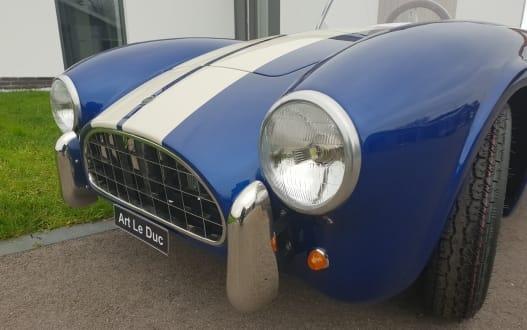 Cobra 1 dark blue