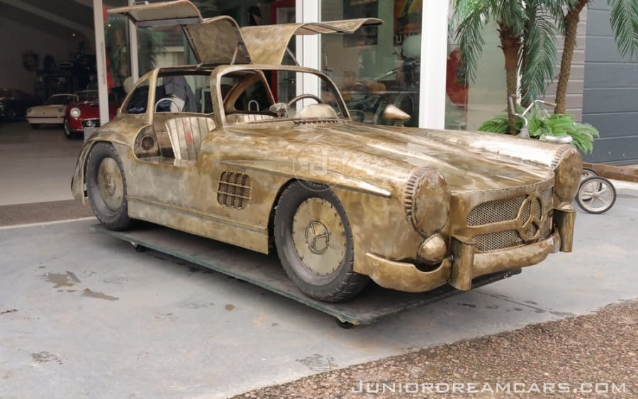 Mercedes 300SL Art