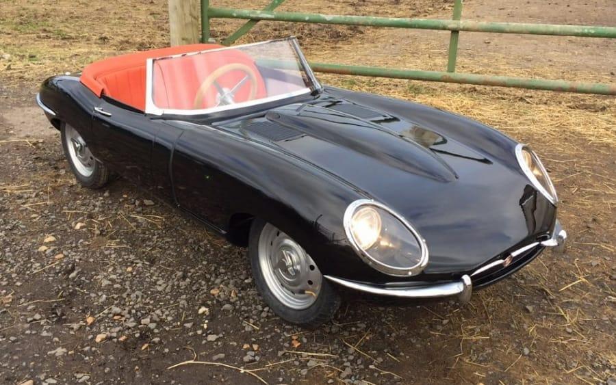 Jaguar Etype