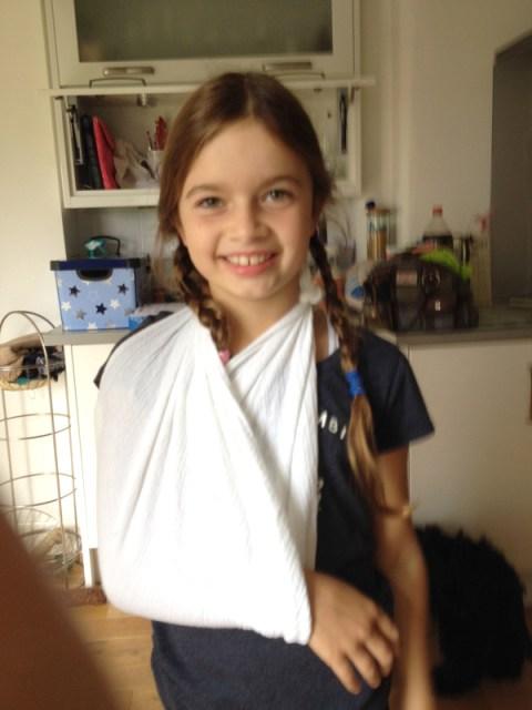 First Aid skills!