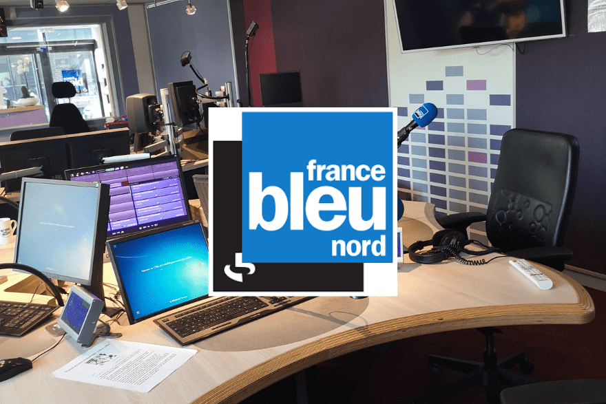 Junior Makers Place en direct sur France Bleu Nord
