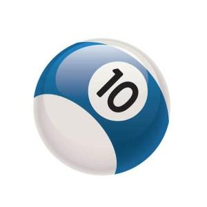 10 ball