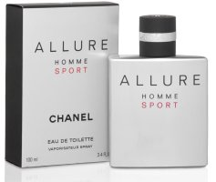 ALLURE HOMME SPORT – Chanel – Perfumes Importados