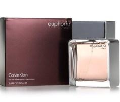 EUPHORIA MEN – Calvin Klein – Perfumes Importados