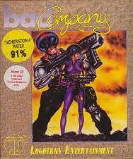 Bad Company Game Design Artwork by Junior Tomlin