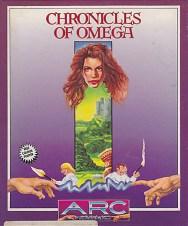 Chronicles of Omega Game Design Artwork by Junior Tomlin