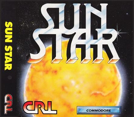 Sun Star Game Design Artwork by Junior Tomlin